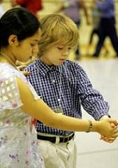 Youth Ballroom Classes